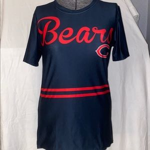 Tops - Women's Chicago Bears TeeShirt Size M, NWOT